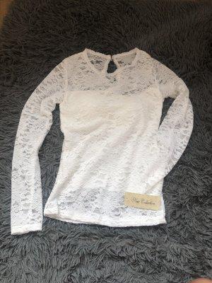 Pammy Pronto Moda Netshirt wit