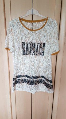 Spitzenshirt mit passendem Top von Kapalua