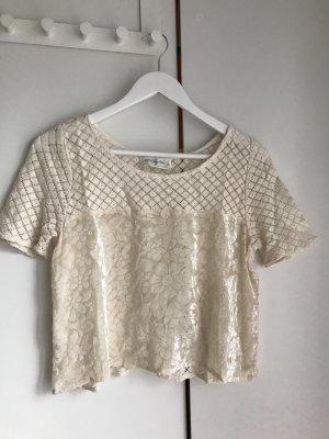 Abercrombie & Fitch Cropped shirt veelkleurig