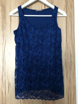 Orsay Lace Top blue