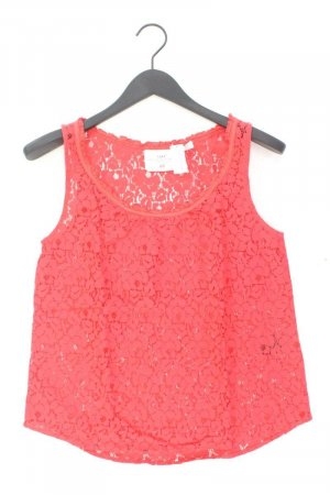Lace Top bright red-red-neon red-dark red-brick red-carmine-bordeaux-russet