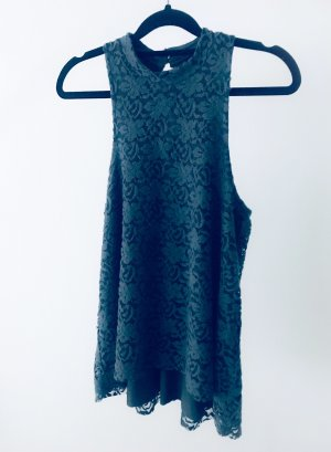 Hollister Lace Top anthracite