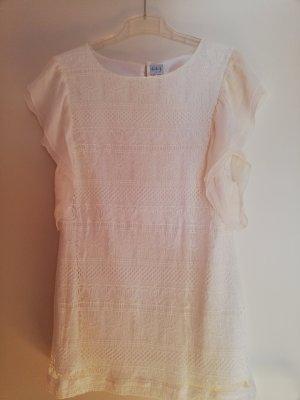 1.2.3 Paris Tunique-blouse blanc cassé