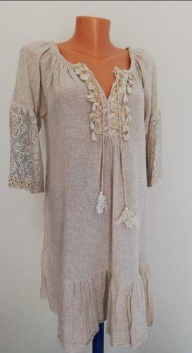 Tunic Dress beige