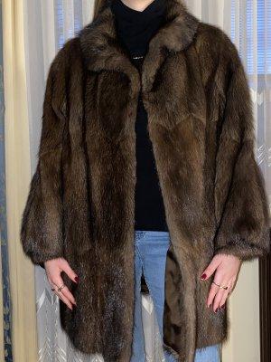 Pelt Coat brown-black brown
