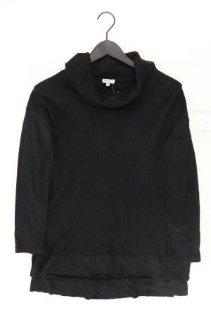 Splendid Fine Knit Jumper black cotton