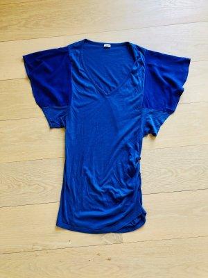 Splendid - langes Shirt in Royal Blau