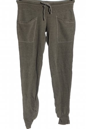 Splendid Pantalone fitness grigio chiaro stile casual