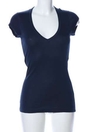 Splendid T-Shirt blau Casual-Look