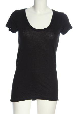 Splendid T-shirt nero stile casual