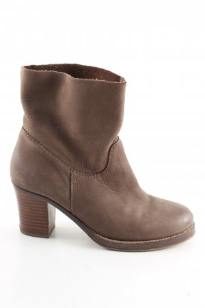 Spm Ankle Boots braun Casual-Look