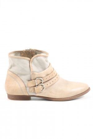 Spm Ankle Boots wollweiß Casual-Look