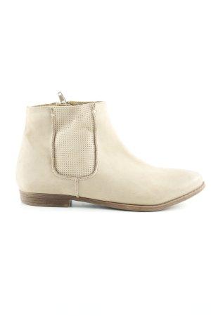 Spm Booties beige Casual-Look