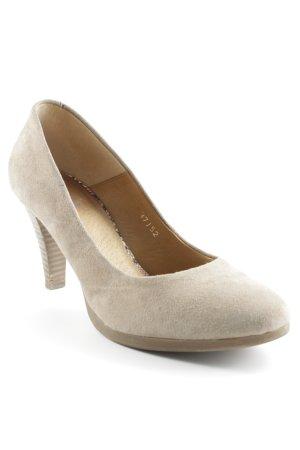 Spm High Heels beige klassischer Stil