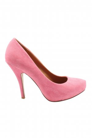 Spm Klassische Pumps pink extravaganter Stil