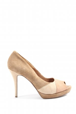 SPM Shoes & Boots Peeptoe Pumps