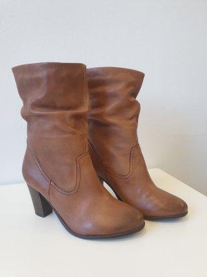 SPM Shoes & Boots Bottines à enfiler brun