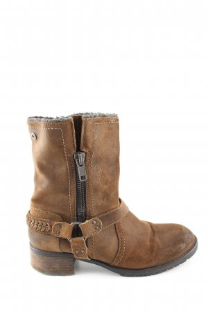 Spm Winterstiefel braun Casual-Look