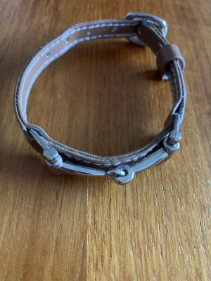 Spooks Armband braun gebiss