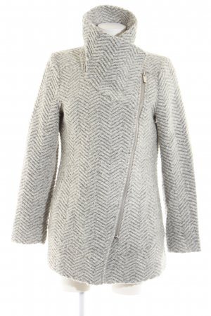 Spoom Wool Jacket natural white-light grey casual look