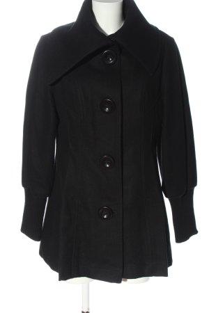 Spoom Wool Coat black business style