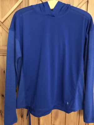 Under armour Top à capuche bleu