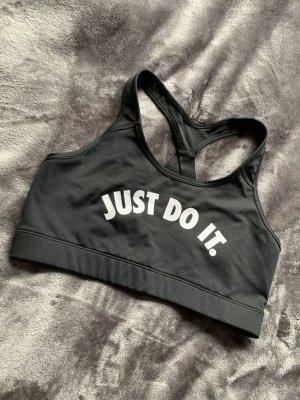 Nike Brassier negro-blanco