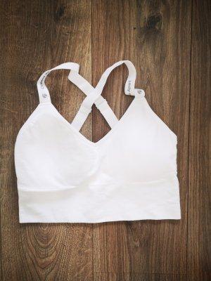 oceans apart Koszulka sportowa biały