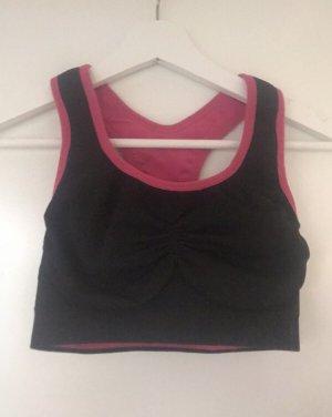 Aldi Bra black-pink