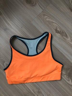 Sport BH in nein Orange