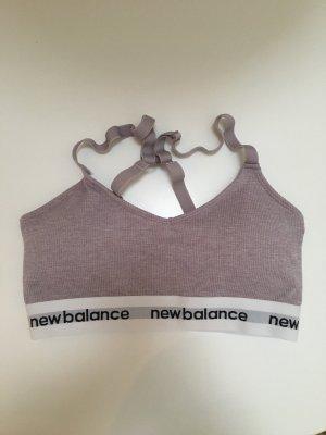 Sport BH von New Balance in pastelllila