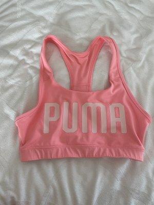 Puma Reggiseno rosa-salmone
