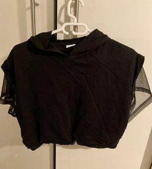 Bershka T-shirt de sport noir