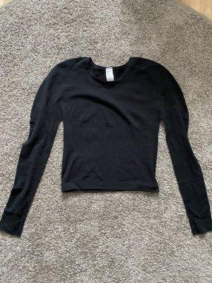 Fabletics Camisa deportiva negro