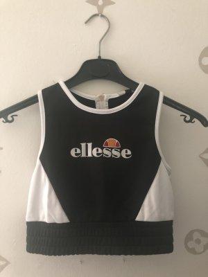 Sport Cropped Shirt von Ellesse