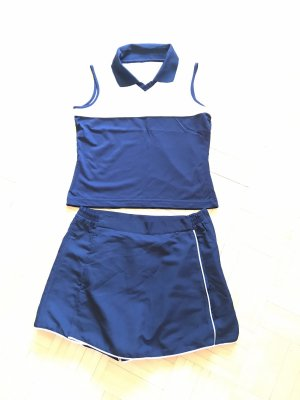 Sport Damen Polo + Short