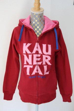"Sport Design Sweden Sweatjacke Hoodie Gr. XS ""Kaunertal"""