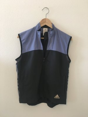 Adidas Sports Vests anthracite-azure
