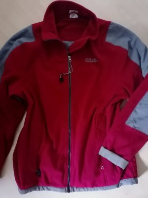 Crane Fleece Jackets red