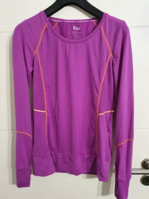 Crivit Batik Shirt violet
