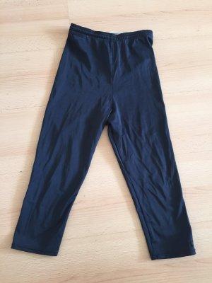 Alex Athletics Spodnie 7/8 czarny