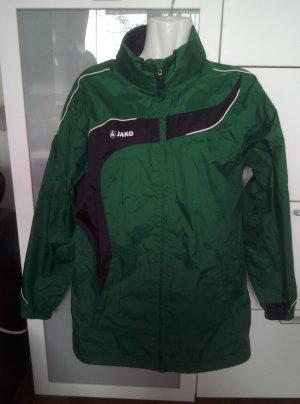 Jako Sports Jacket black-forest green