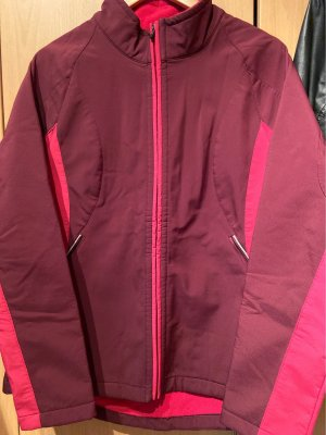 NKD Softshell Jacket bordeaux-dark red