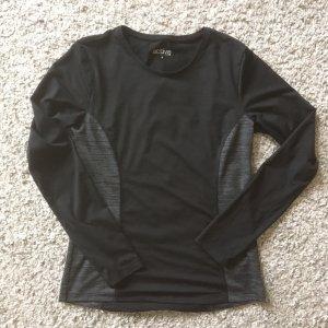 Tchibo / TCM Sportshirt zwart-grijs