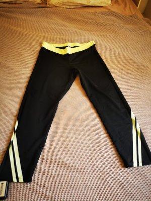 C&A Clockhouse pantalonera amarillo-azul oscuro