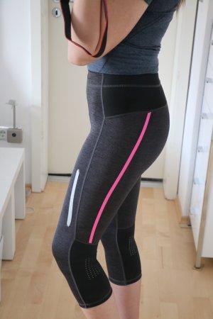 H&M Sport Pantalone da ginnastica multicolore