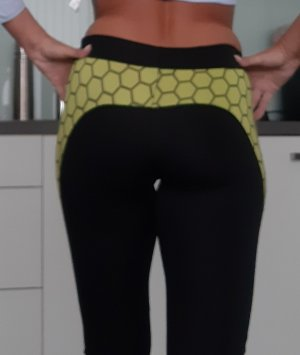 Sport-Leggings Boxeur