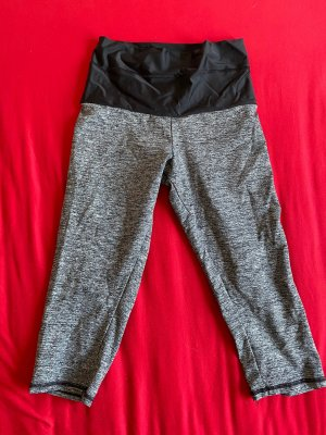 Decathlon Leggings black-grey