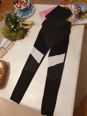 Sport Shorts white-black