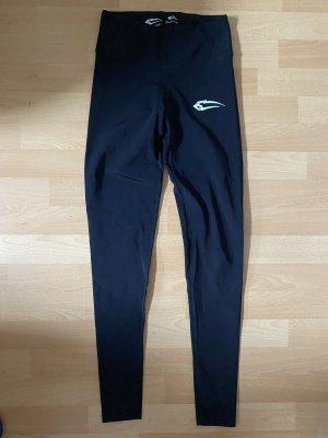 Smilodox Pantalon de sport noir